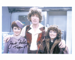 "Janet Fielding ""Tegan"" (Doctor Who) genuine signed autograph 10 x8, 10484"